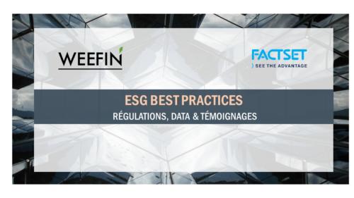 ESG Best Practices