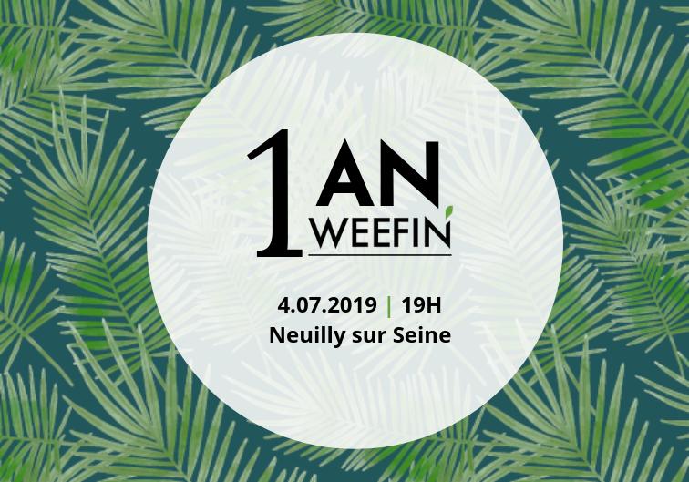 1 an de WeeFin